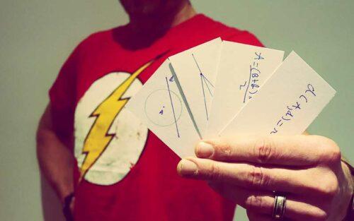 Mémoriser facilement: Devenez un super-héro de la mémoire avec les Flash-Cards