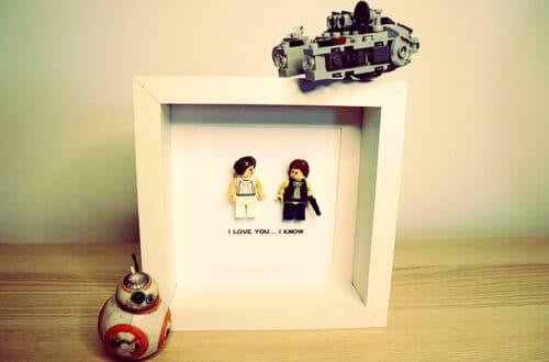 Idée cadeau DIY pour un amoureux geek